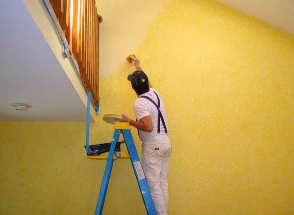 arredare facile - rinnovare cambiando i colori delle pareti - Il Colore Giallo Per Ambienti Interni