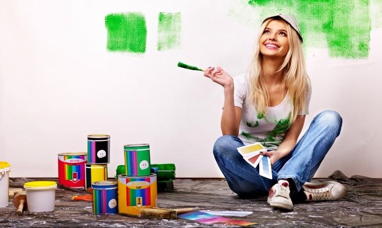 Arredare facile   rinnovare cambiando i colori delle pareti